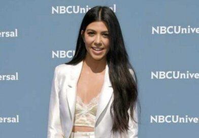 ¿Es novia Kourtney Kardashian de Travis de Blink-182?