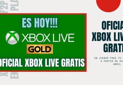 Juegos F2P en Xbox sin suscripción Gold