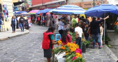 Limpio de ambulantes, centro de Xalapa